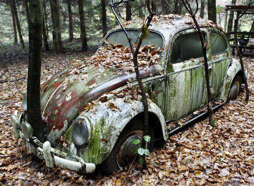 ÉPAVES : abandonner un véhicule peut coûter jusqu'à 50 euros par jour